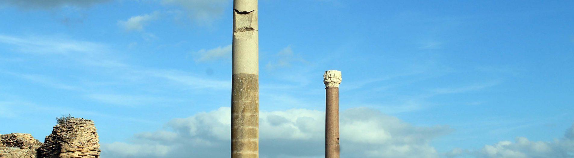 Les monuments des eauxromains en Tunisie