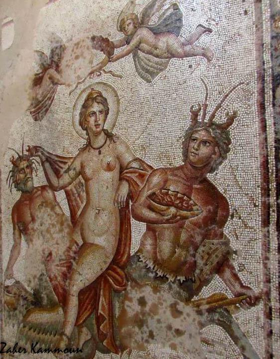 Des mosaïques de Bulla Regia
