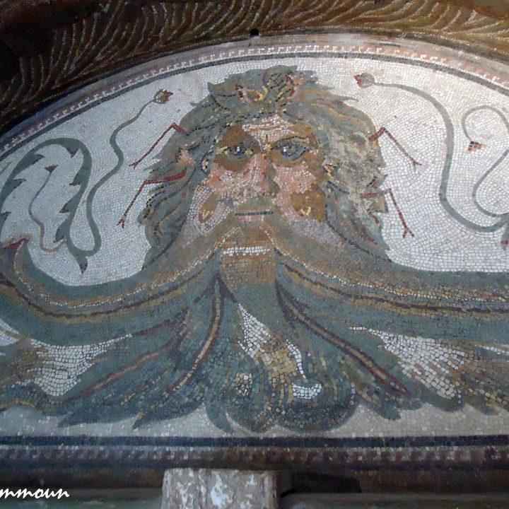 Le dieu Océan dans les mosaïques romaines en Tunisie