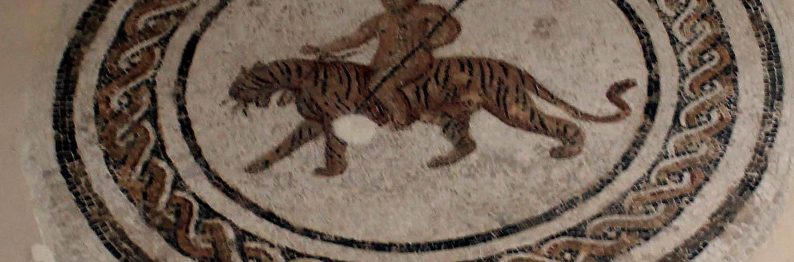 Les mosaïques d'Acholla (Botria) à Sfax