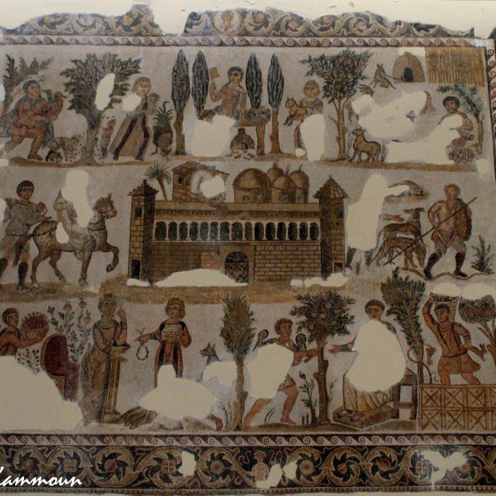 La mosaïque du Seigneur Julius