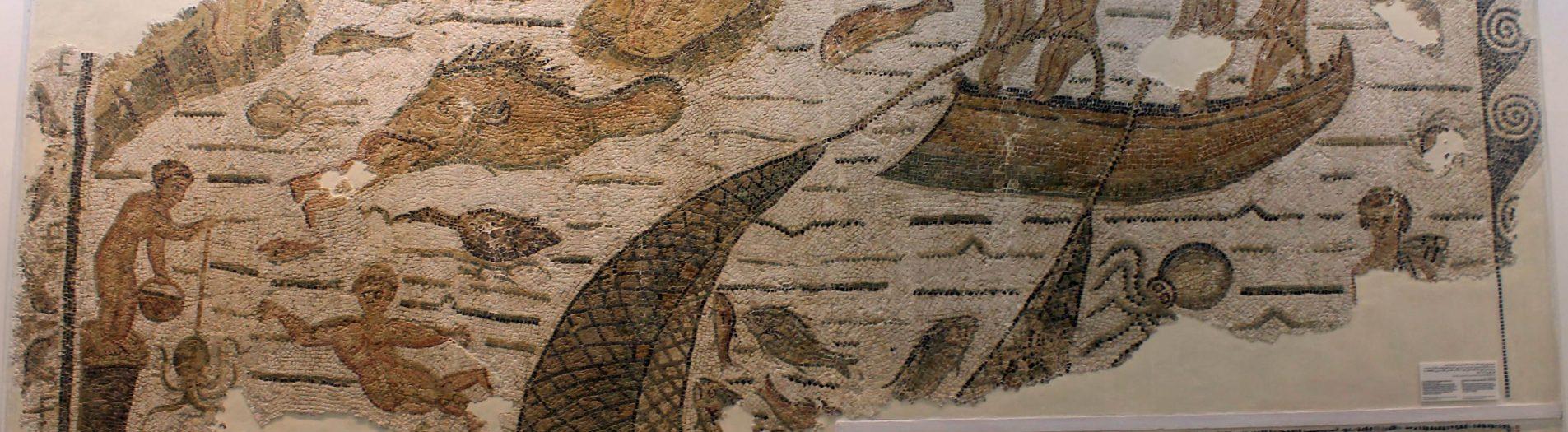 Les mosaïques de Fundus Bassianus (Menzel Bourguiba)