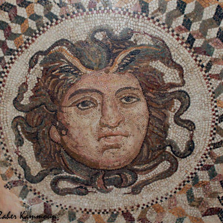 Les mosaïques de Méduse en Tunisie