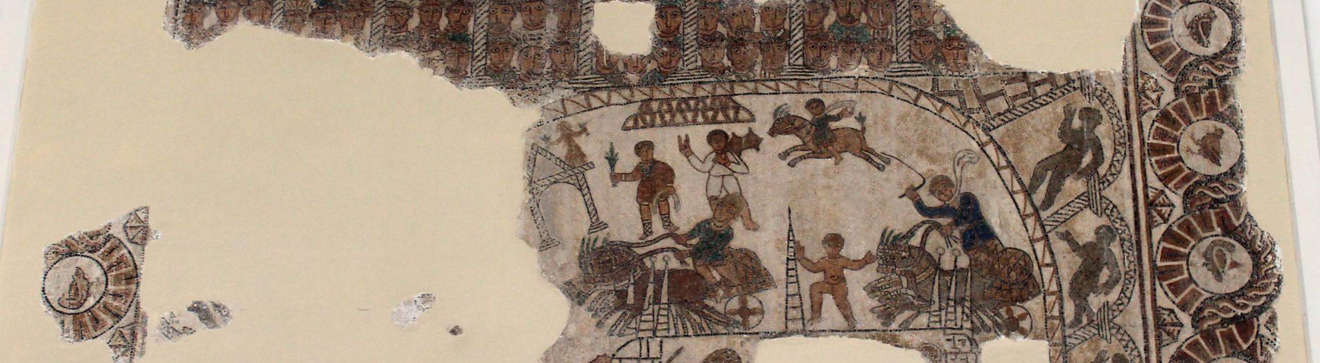 Les jeux du cirque dans la mosaïque romaine en Tunisie