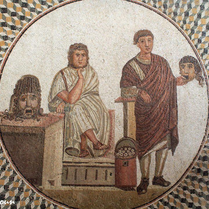 Les poètes dans la mosaïque romaine en Tunisie