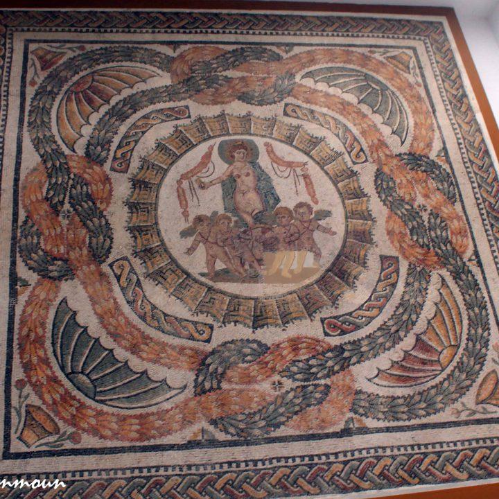 Des mosaïques de Thuburbo Majus