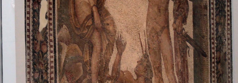 La mosaïque de la maison de l'Amphitrite de Bulla Regia