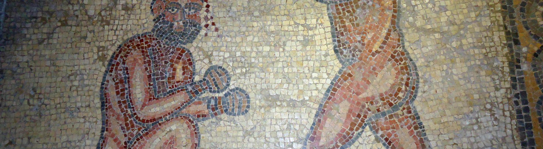 Les jeux athlétiques et le pugilat dans la mosaïque romaine en Tunisie