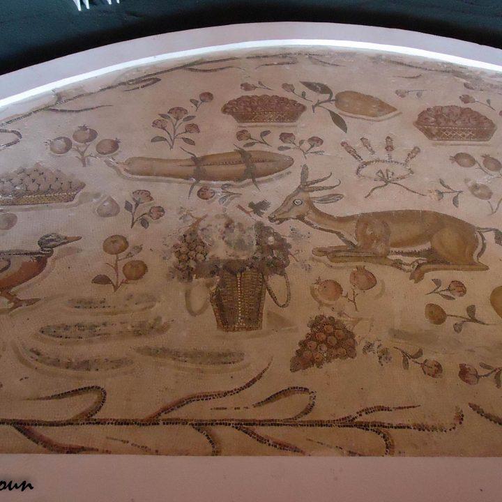 La Xenia dans la mosaïque romaine en Tunisie