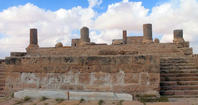 Le site archéologique Gigthis ou Gigthi