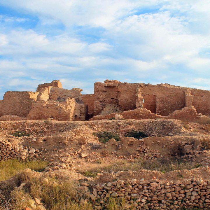 Le site archéologique de Thyna à Sfax