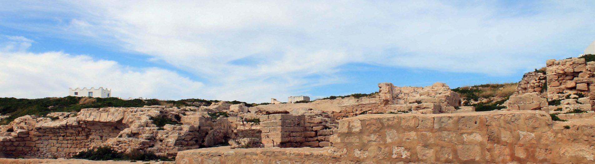 Les palais fatimides de Mahdia