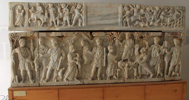Le sarcophage chrétien du Sahel Tunisien