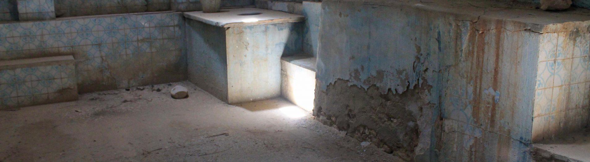 Les hammams de la médina de Sfax