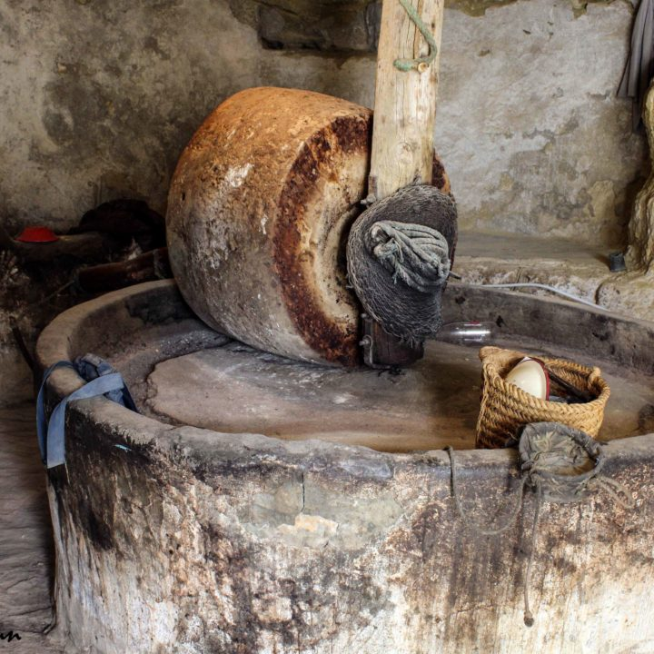 Les huileries souterraines du Sud Tunisien