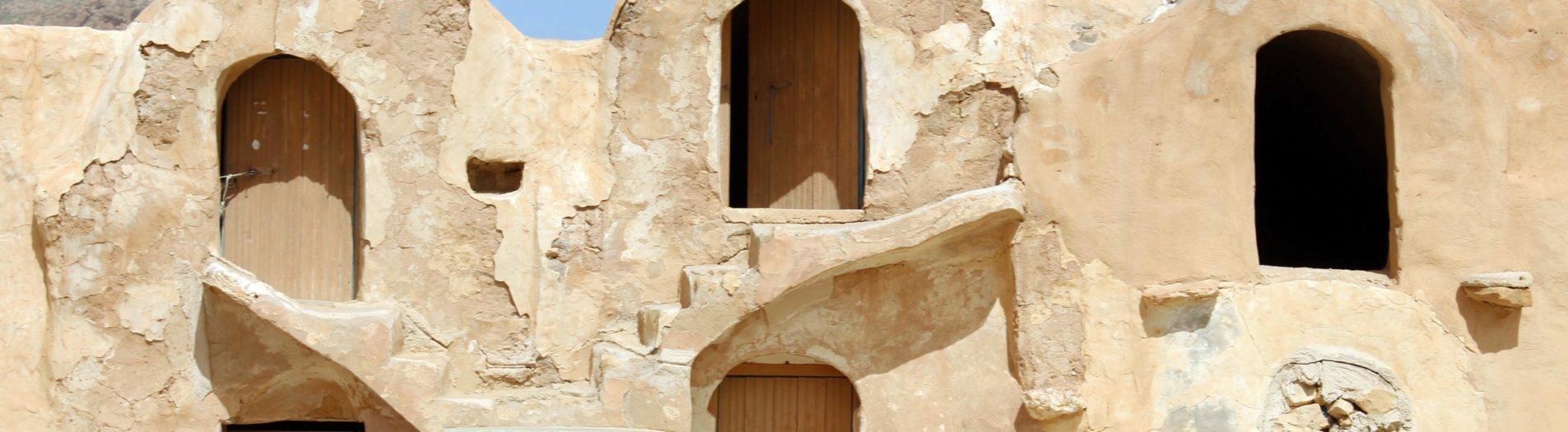 Ksar Hallouf قصر الحلوف