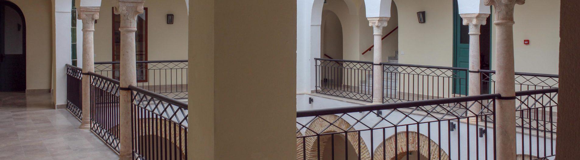 Le presbytère de Tunis