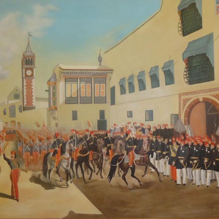 تونس و حرب القرم