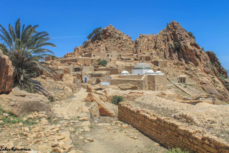 La zaouïa de Sidi Abdel Kader Jilani