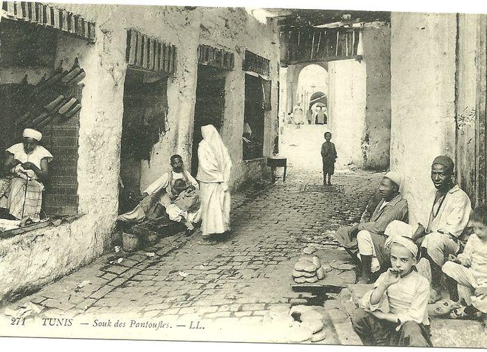 تاريخ الأوبئة في تونس من الفترة القديمة إلى الحرب العالمية الثانية