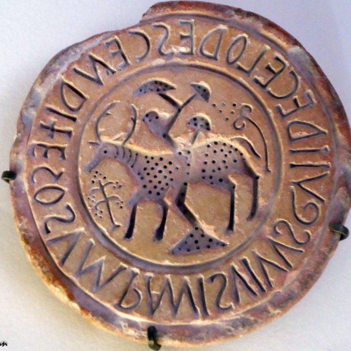 Le timbre de pain eucharistique de Djebeniena