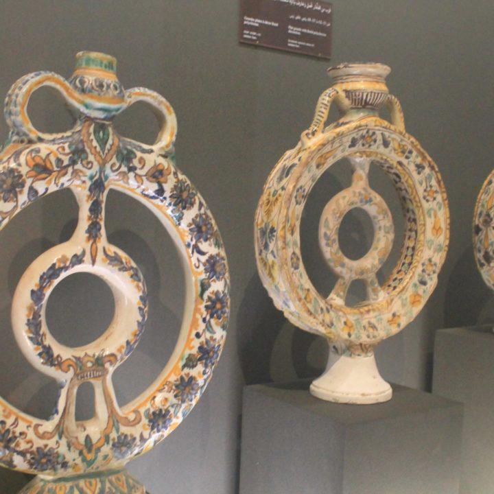 La céramique de Qallaline