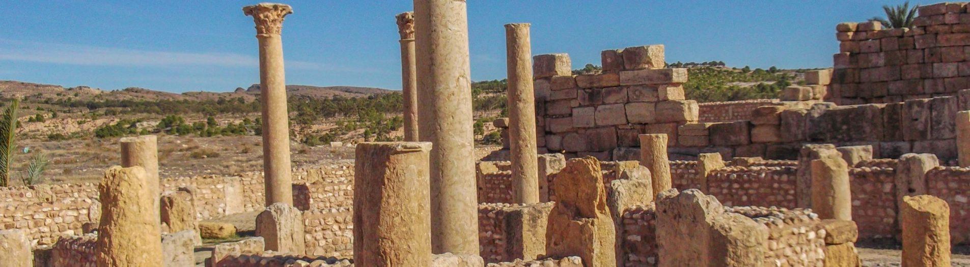 Les basiliques de Sbeitla