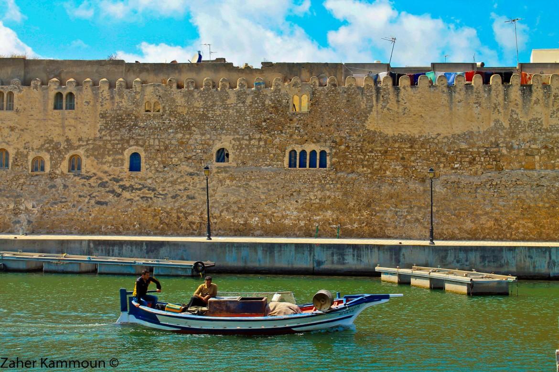 Bizerte vieux port