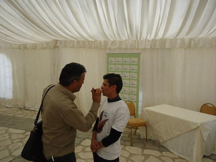 Sfax Tunis à pieds Hannibal  MFM