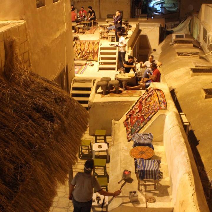 Sfax pendant Ramadan, la nuit
