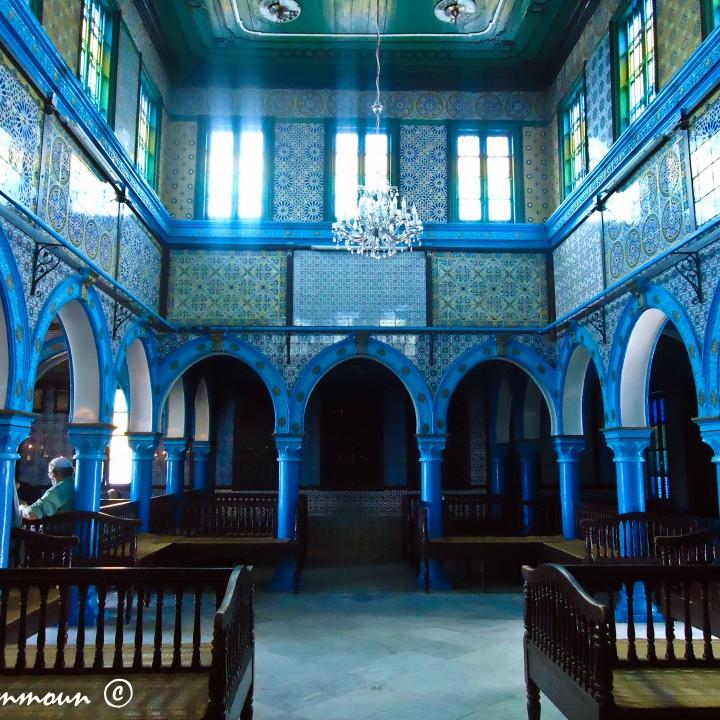 La synagogue de la Ghriba