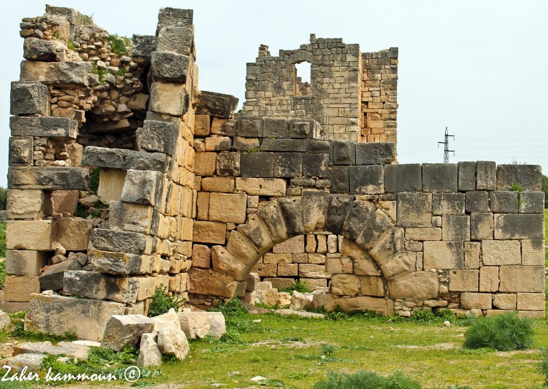 La citadelle d'Ain Tounga