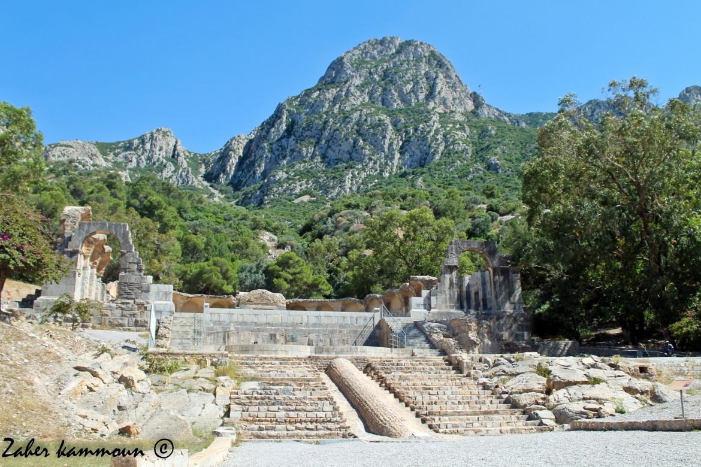 Temple des eaux