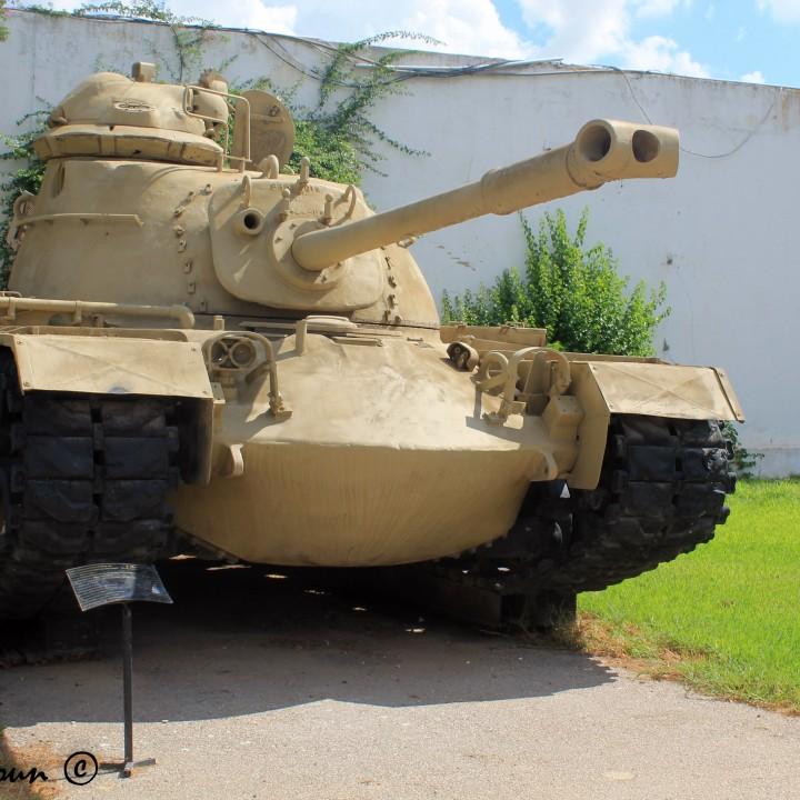Musée Militaire de la Tunisie المتحف العسكري بتونس