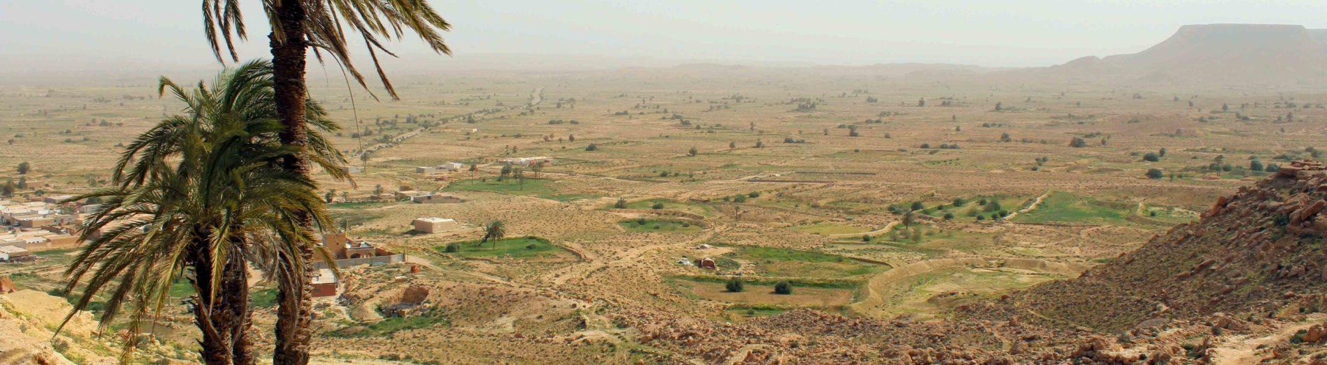 Tataouine, la ville des ksour