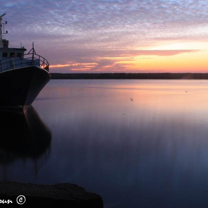 Le port de Sfax ميناء صفاقس