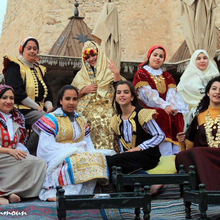 L'habit traditionnel Sfaxien à Hammamet et Nabeul