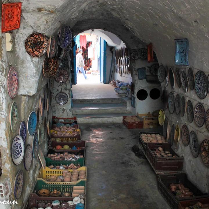 Artisanat de la Tunisie صناعات تقليدية من تونس