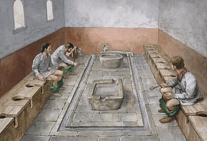 Les latrines romaines en Tunisie