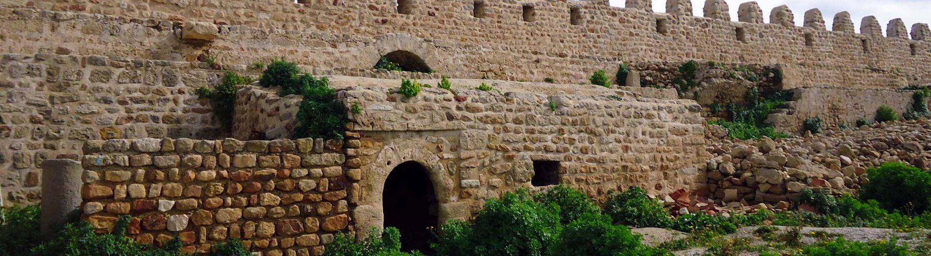 Le fort de Kélibia