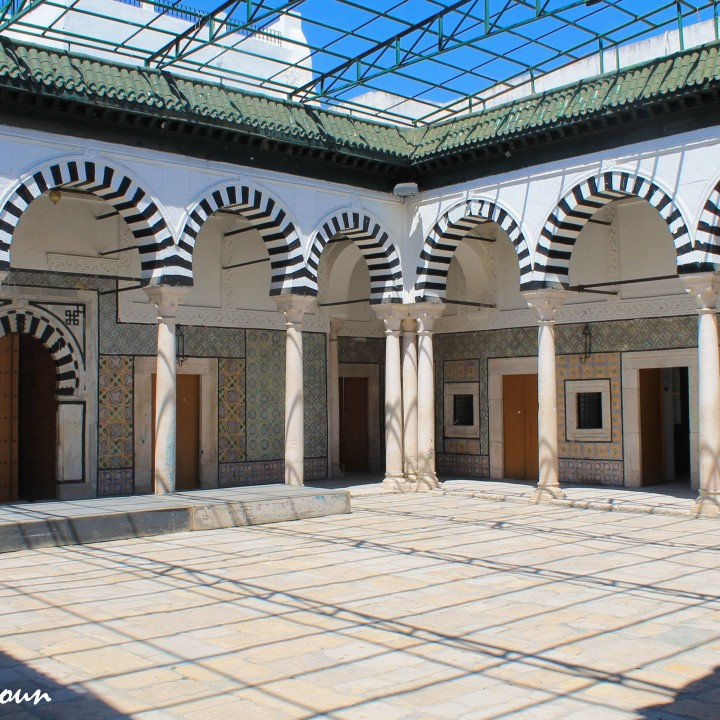 Madressas de Tunis مدارس مدينة تونس