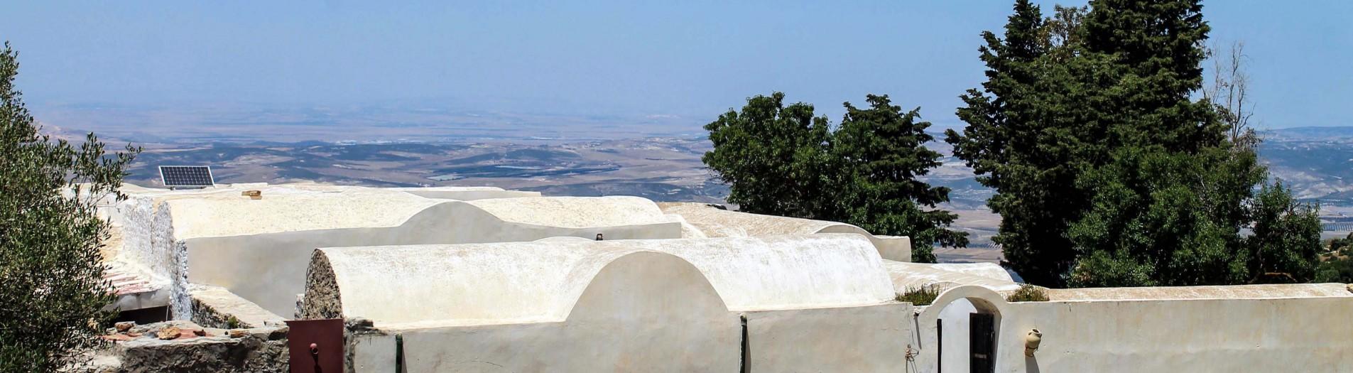 La zaouïa de Sidi Bougabrine