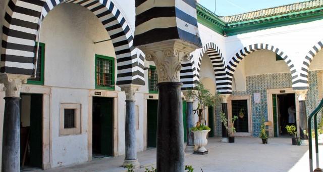 Des madressas de la médina de Tunis