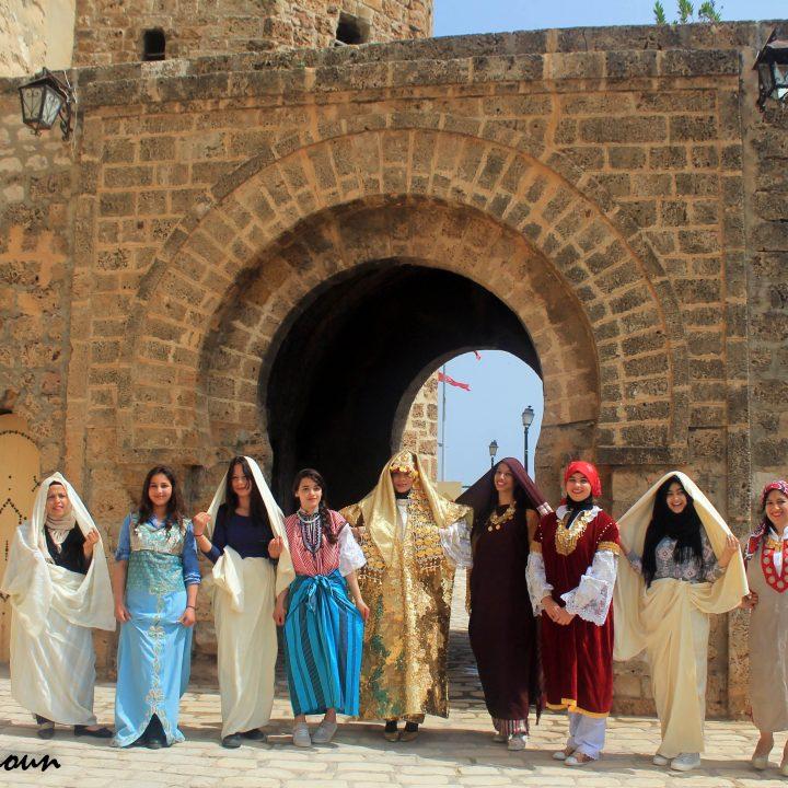 Le costume traditionnel Sfaxien à Bizerte