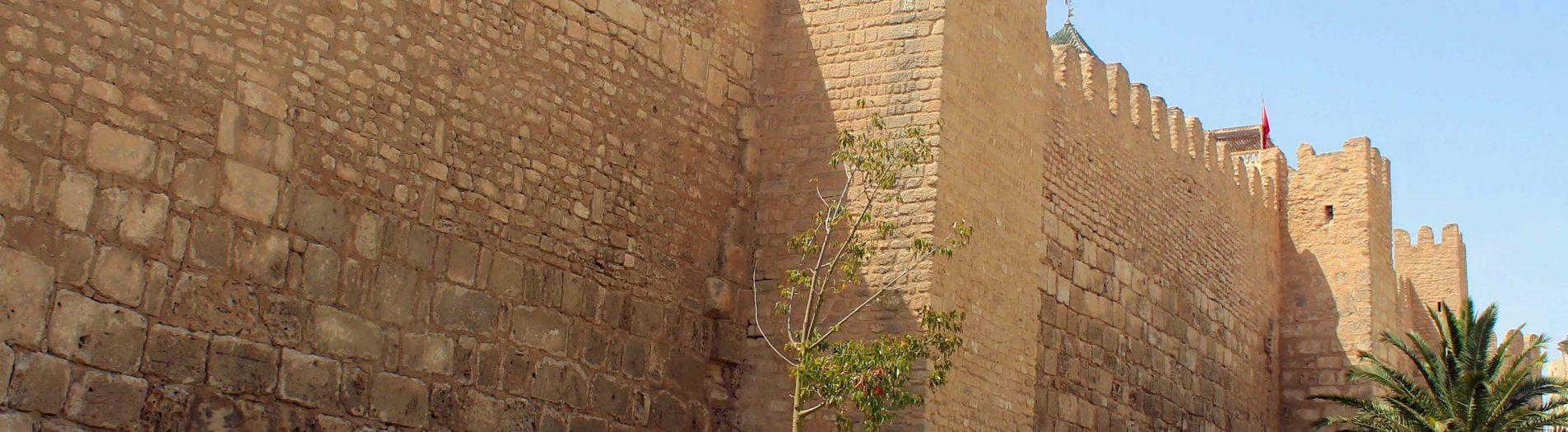 Les monuments Aghlabides en Tunisie