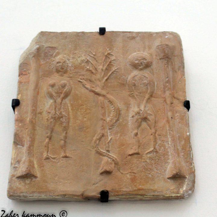 Les carreaux de terre cuite de l'époque byzantine en Tunisie