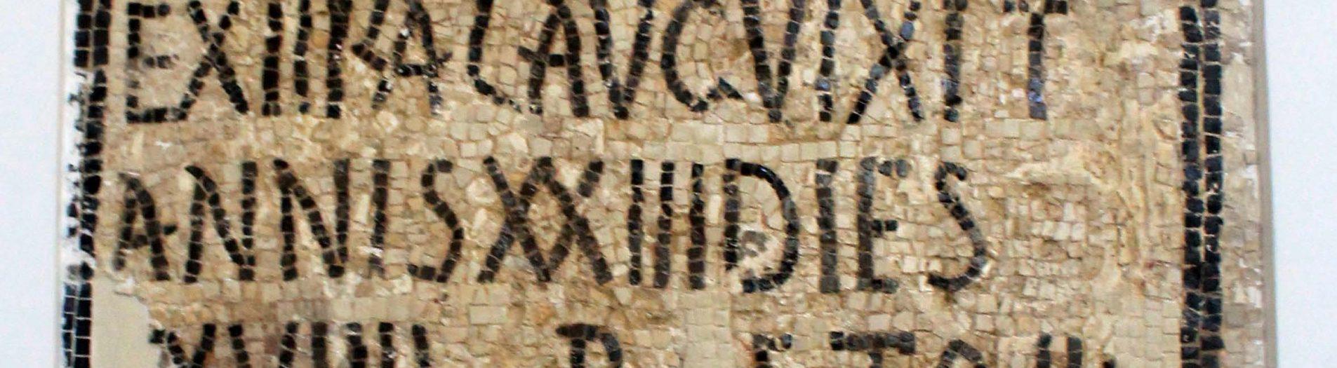 Ecritures de la Tunisie