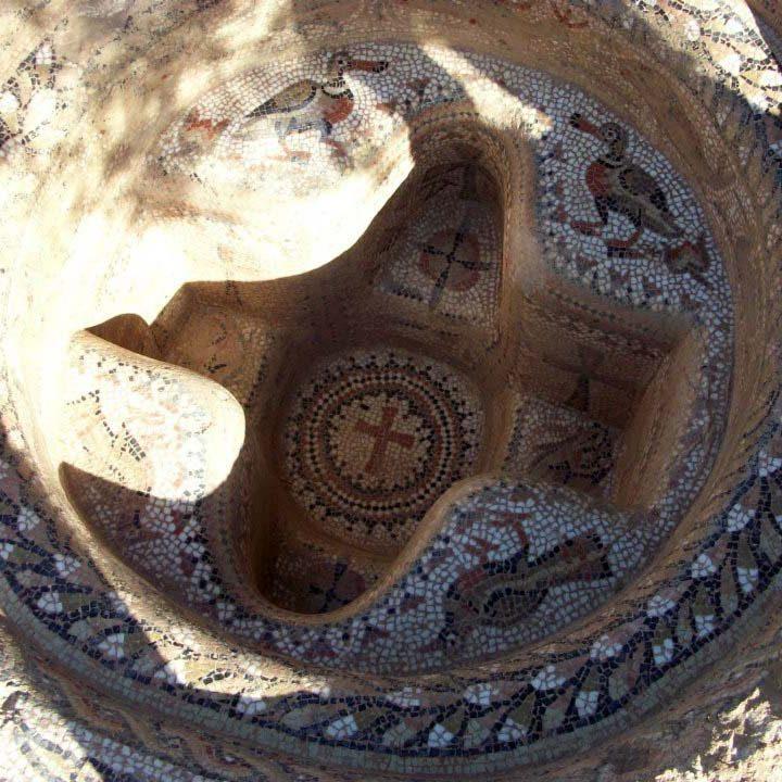 Les baptistères de Sfax
