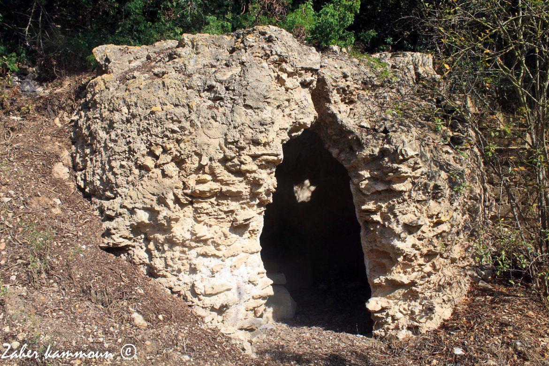 Les tombes de Dermeche