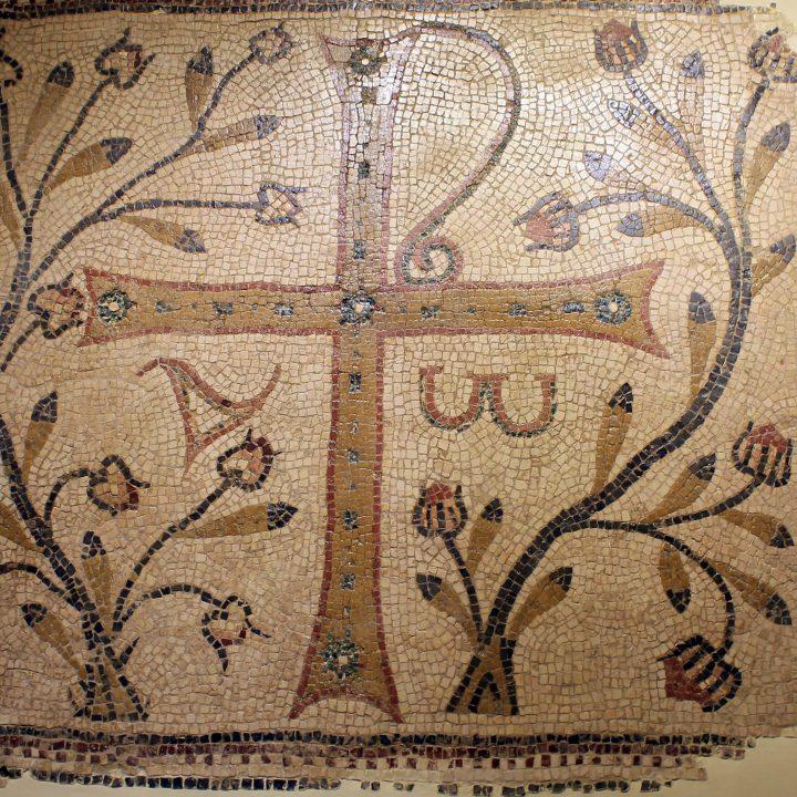 Des mosaïques de Sbeitla